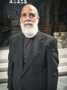 The Rev. David Bargetzi