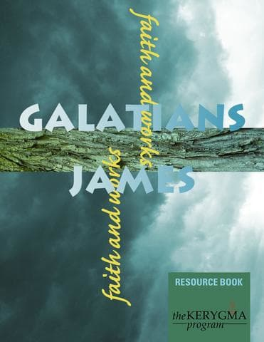 Book Cover: Galatians James: Faith and Works