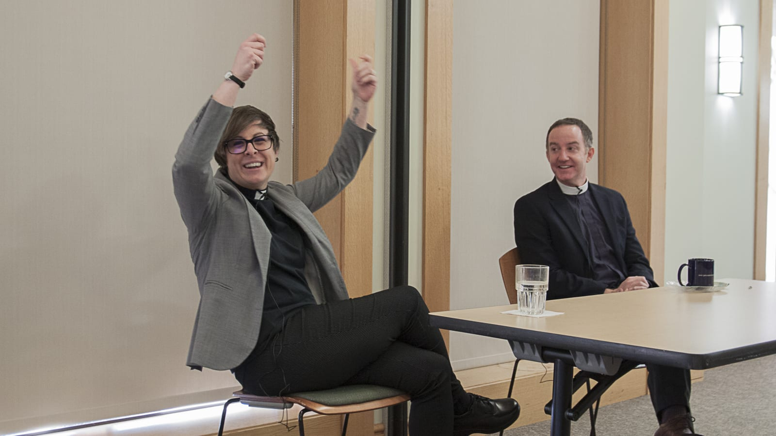 Forum Podcast: Getting to Know the Rev. Adrienne Koch